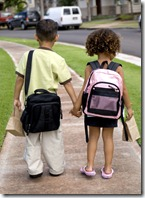 childrenwbackpacks